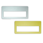Window Insert Name Tags